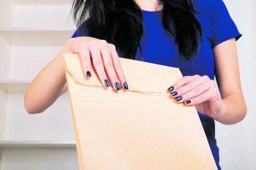 Wer postalisch kündigen möchte, sollte dies per eingeschriebenem Brief erledigen.foto: shutterstock