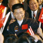 China sucht zivile Astronauten und plant mehr Weltraumflüge