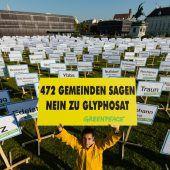 Landesräte prüfen Glyphosatverbot