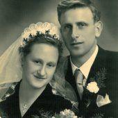 65 Jahre gemeinsam auf dem Lebensweg