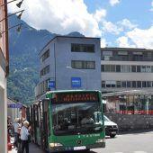 Stadtbus Bludenz fährt auf Erfolgskurs