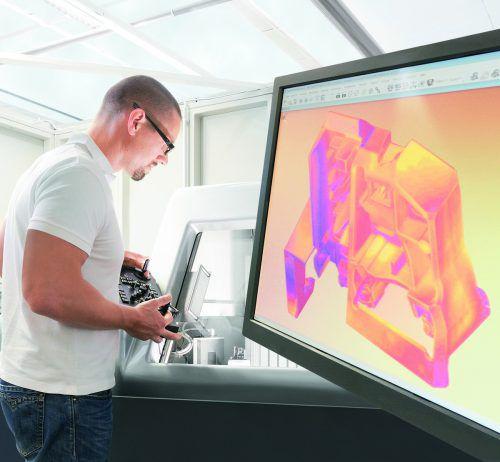 Der Höchster Beschlägehersteller Julius Blum gehört seit Jahren zu den Firmen in Österreich, die am meisten Patente anmelden. Fa