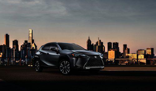 Als City-SUV platziert Lexus den UX. Nach Art des Hauses wird er mit (Benzin-)Hybridantrieb kommen. In Österreich startet er im nächsten Jahr.