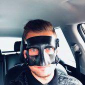 Altach hat wieder einen Maskenmann