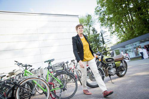 Astrid Rössler zieht die Konsequenzen aus der herben Wahlniederlage.APA