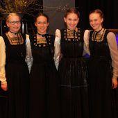 Vorarlberger Trachtenfamilie feierte in Hörbranz
