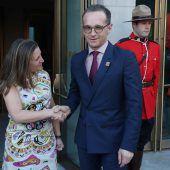 G7 will Dialog mit Russland suchen
