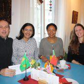 Sprachencafé im Brockenhaus