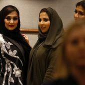 Erste Fashionweek in Saudi-Arabien
