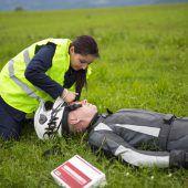 Handgriffe, die Leben retten können