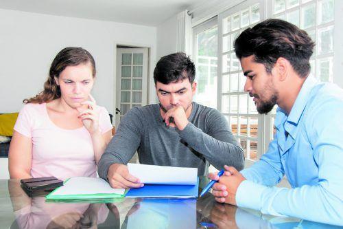 Beim Miteigentum ist eine klare Regelung sinnvoll.foto: Shutterstock