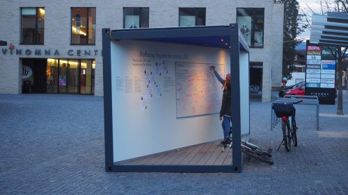 Bis 22. April ist die Ausstellung noch in Rankweil zu bestaunen.