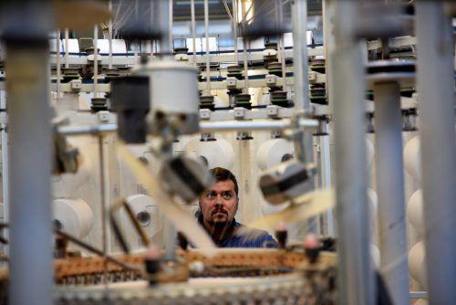 Blick in die Zukunft: Die Vorarlberger Textiler sind bei Innovationen ganz weit vorne. Heinick