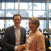 Fässler jetzt neuer Stadtrat in Dornbirn