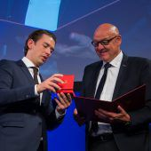 Volker Buth mit VN-Wirtschaftspreis ausgezeichnet