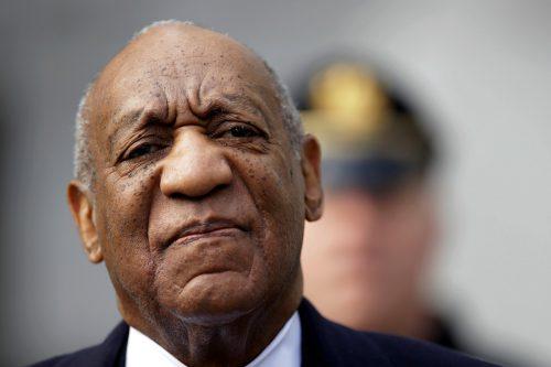 Cosby steht unter Hausarrest und muss eine Fußfessel tragen. AP