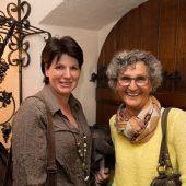 Gastgeber trafen sich im Gasthaus Löwen