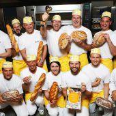 Bäcker Ruetz gewinnt internationalen Brotwettbewerb