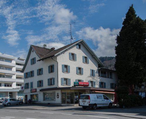 Das Café Ulmer an der Haselstauder Straße wurde 1963 eröffnet. Seine Wurzeln reichen bis ins 16. Jahrhundert. cth