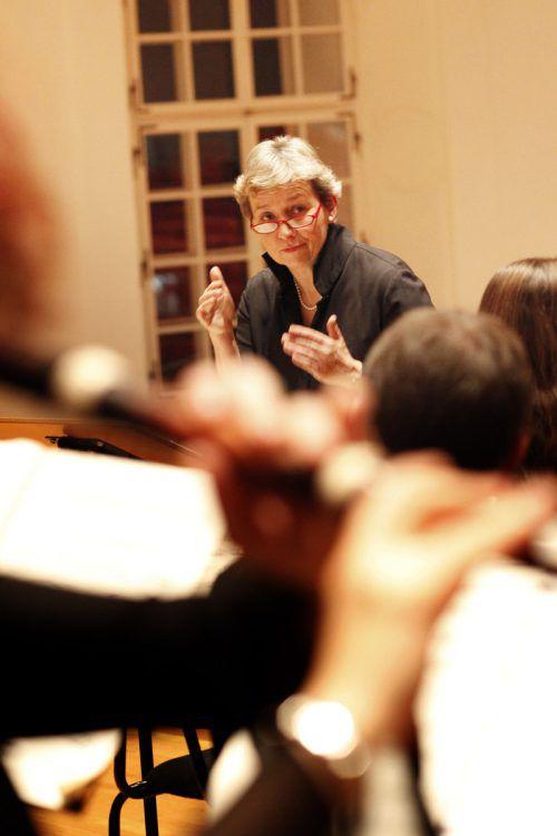 Das gesamte symphonische Werk Schuberts wird in Hohenems unter Michi Gaigg auf alten Instrumenten erklingen. Schubertiade/Reinhard Winkler