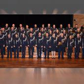 Konzert der Polizeimusik Vorarlberg
