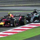 Red-Bull-Team muss sich beweisen