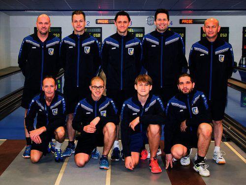 Das Meisterteam des SKC Koblach in der zweiten Bundesliga West.Privat