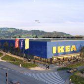 Ikea verwirft die Pläne für Lustenau