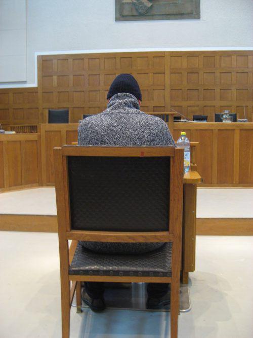 Der Prozess gegen den Angeklagten wird am Montag fortgesetzt.EC