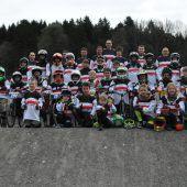Gelungener Saisonstart für Bludenzer BMXler