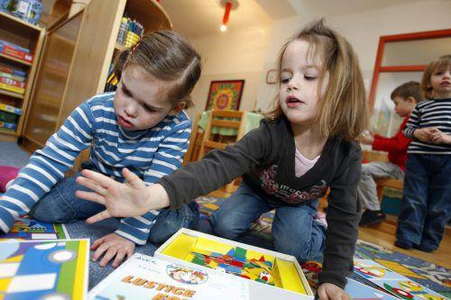 Der Bund hat im Gegensatz zu den letzten Jahren für 2019 de facto kein Geld für den Ausbau der Kinderbetreuung vorgesehen. APA