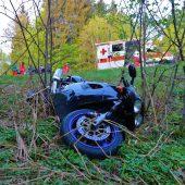 41-Jähriger verstarb an der Unfallstelle