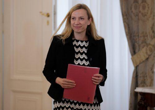 Familienministerin Bogner-Strauß will bei der Kinderbetreuung den Fokus auf die unter Dreijährigen legen. REUTERS