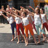 Cartes Postales – Tanzaustausch mit Konservatorium Paris