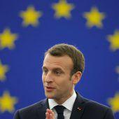 Macron drängt auf rasche EU-Reform