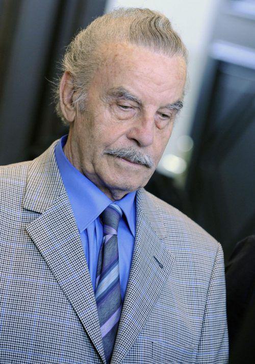 Der heute 83-jährige Josef Fritzl verbüßt seine Haftstrafe in der Justizanstalt Stein.