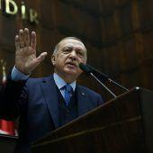 Erdogan plant bereits im Mai einen Auftritt in Europa