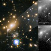 Abgelegenster Stern entdeckt