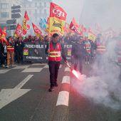 Streiks legen Teile von Europa lahm