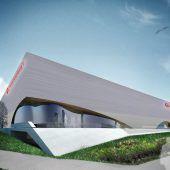 Transgourmet-Neubau hat Problem mit der Höhe