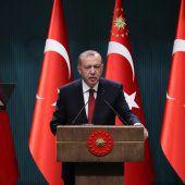 Erdogan will im Juni neu wählen lassen