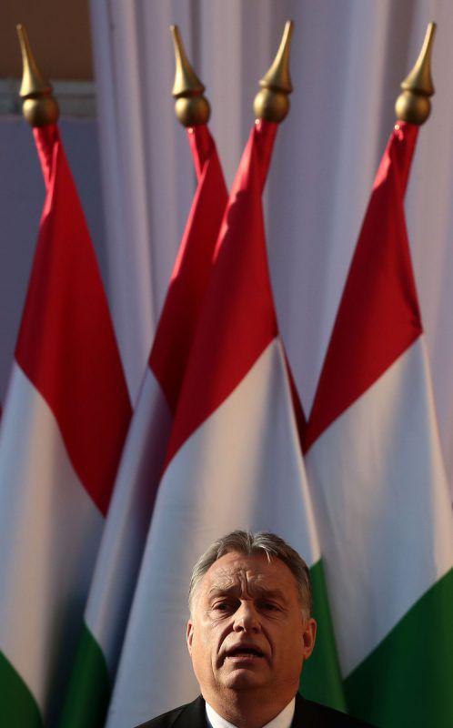 Der ungarische Ministerpräsident Viktor Orban. AFP