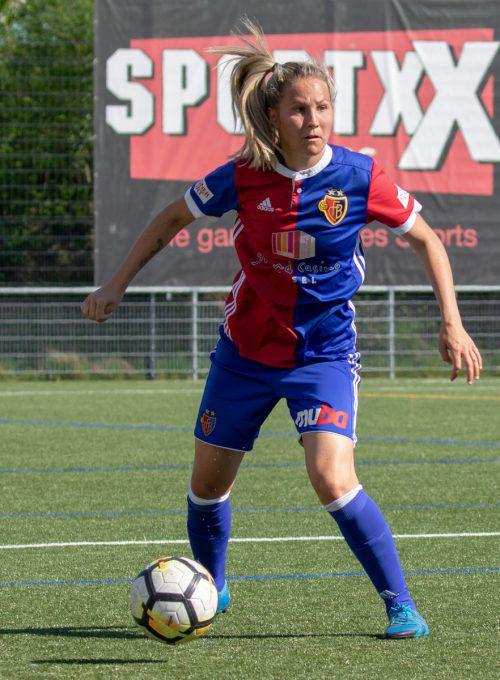 Der Vertrag von ÖFB-Teamspielerin Sabrina Horvat in Basel läuft mit Saisonende aus.flo