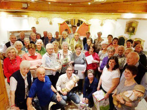 Der Vorarlberger Seniorenbund begab sich auf gesellige Jassreise nach Pertisau, wo die Teilnehmernicht nur beim Kartenspiel viel Spaß hatten. Seniorenbund