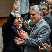 Kuba erstmals ohne Castro an der Spitze