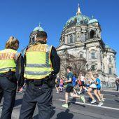 Sorge vor Anschlag während Berliner Halbmarathon