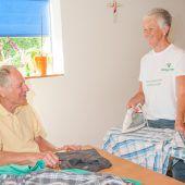 Zwei Sozialsprengel suchen Helfer für Betreuungsaufgaben