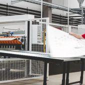 Erste industrielle Digitaldruckmaschine Österreichs