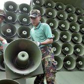 Südkorea stoppt Grenz-Beschallung