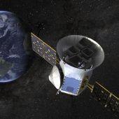 Weltraumteleskop Tess startet ins All